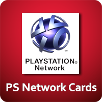 PS Network cards