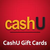 CashU Gift Card